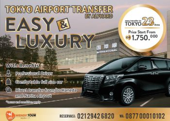 Airport Transfer by Luxury Car (HANEDA)