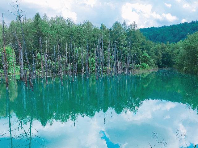 blue pond-01