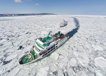1 Day Abashiri Aurora Ice Breaker by Club Tourism