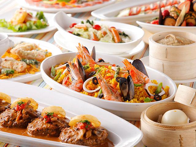 grand otaru buffet