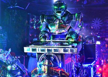 Robot Restaurant Entertainment
