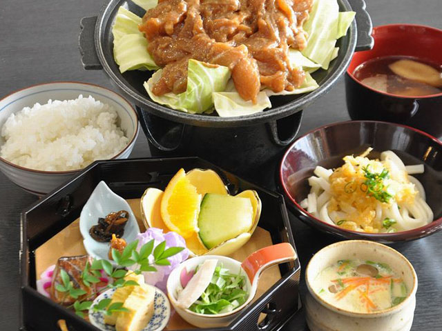 Gujo Hachiman【lunch】