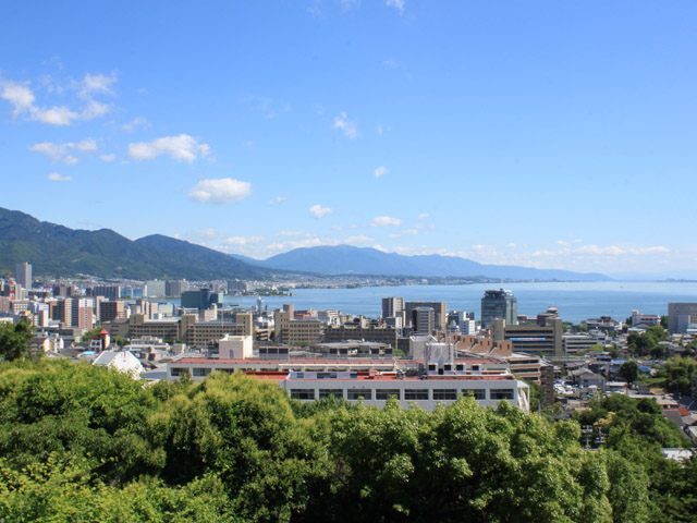 Lake Biwa (Japan_s largest lake)