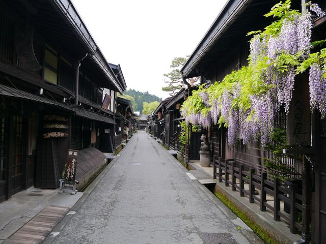 Takayama Sanmachi Town ⑤