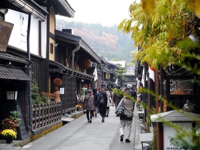 Takayama Sanmachi Town ⑥_kikakuhanbaika (1)