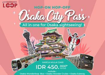 Osaka City Pass