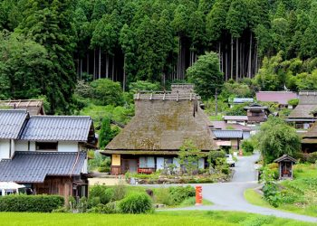 1 Day Countryside Kyoto Area Tour (Osaka Departure) by Club Tourism
