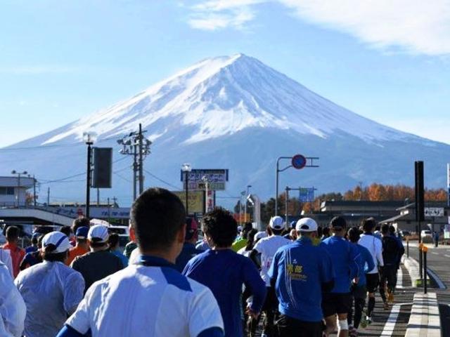 fuji marathon 2