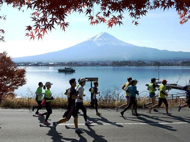 fuji marathon