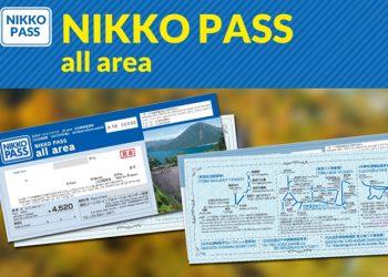 Nikko Pass All Area