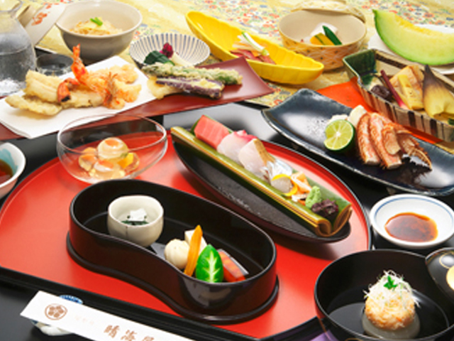yakatabune food