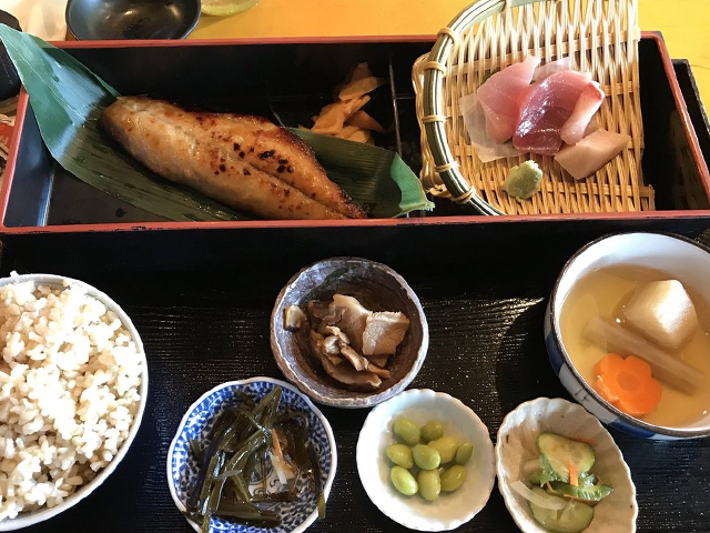 Lunch ginza