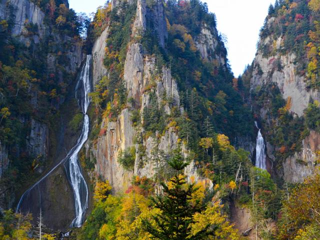 ginza waterfall