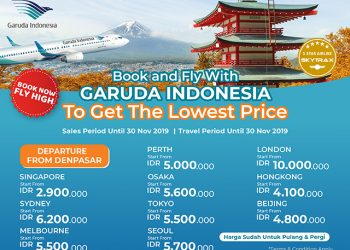Garuda Indonesia Funtastic Trip