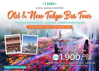 1 Day Old & New Tokyo Bus Tour By Sunrise Tours