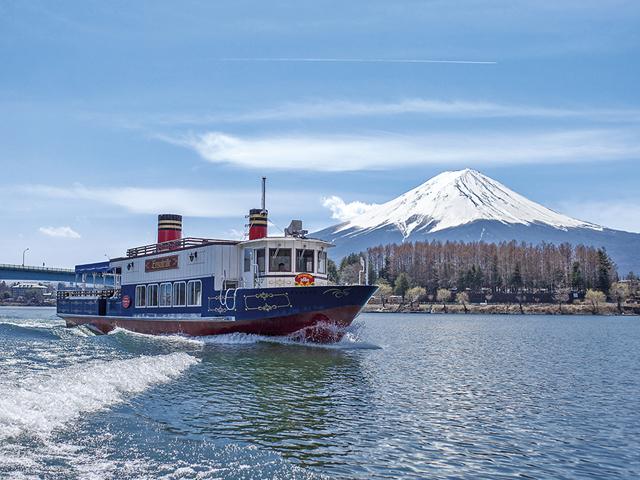 kawaguchiko ship