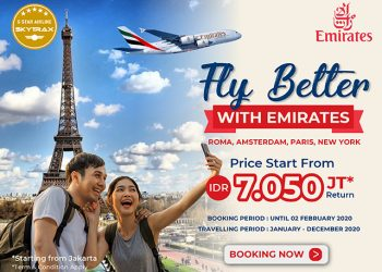 Fly Better with Emirates!