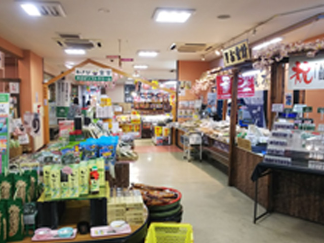Mishima Wasabi Factory